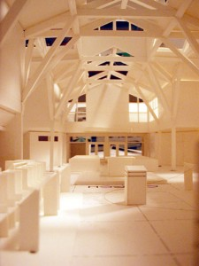 Trappist Abbey Interior STUDY model - Copy
