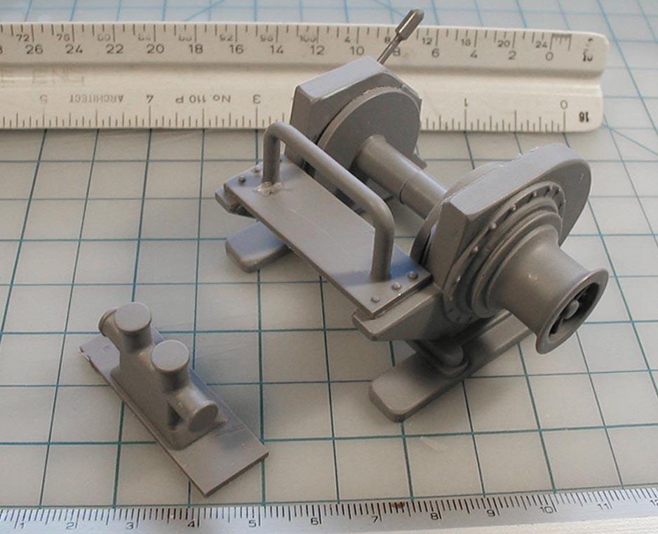 M-31  ELF Winch